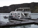 "The ""Hydro-Therapy"" houseboat provided by Cove Palisades..."
