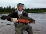 The Quest for the Biggest Brook Trout on the Planet!