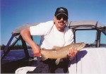 Albert with a nice Wickiup brown...