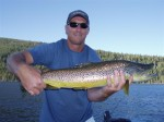 Steve Kelly with a nice fish...