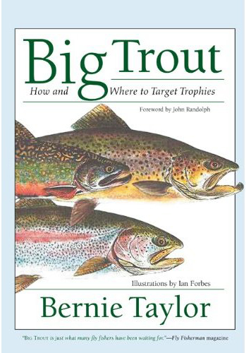 Big Trout: How and Where to Target Trophies