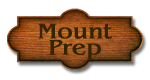 Mount Preparation